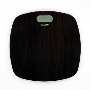 Bilancia pesapersone digitale effetto legno