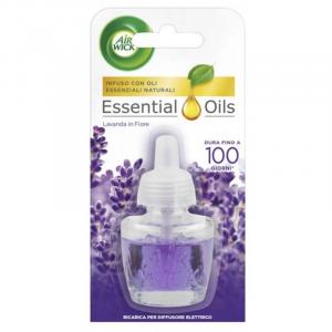 AIR WICK Essential Oils: Lavanda in Fiore da 19ml