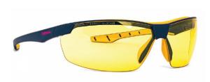 Occhiali da lavoro antinfortunistici con lente gialla Flexor Plus 9024125 Orma by Infield
