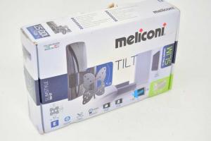 Supporto Per Televisore Meliconi Modello Tilt Da 14 A 25 Pollici