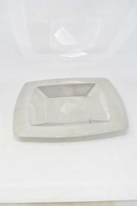 Plate Amc In Steel Square 32x32 Cm