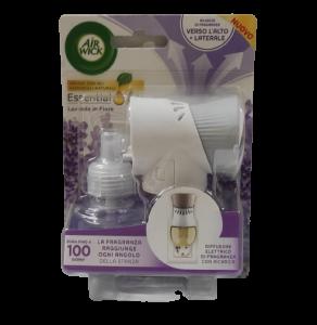 AIR WICK Diffusore Elettrico di fragranza con ricarica Essential Oils
