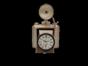 Mascagni orologio riproduzione macchina fotografica a soffietto