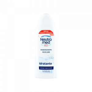 NEUTROMED Bagno schiuma Idratante 600 ml