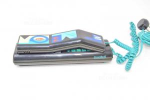 Telefono Fisso SWATCH TWIN PHONE Deluxe Model Vintage da collezione aani '90 (da