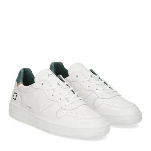 D.A.T.E. Court pure white green
