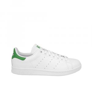 Adidas Stan Smith J Bianca/verde