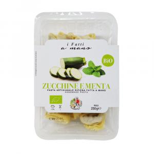 Ravioli Zucchine e Menta 250 gr Tradizioni Padane