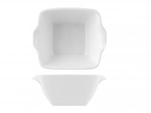 Coppetta in porcellana, 10x8,5 cm, bianco