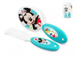 Set Spazzola E Pettine Disney Mickey Simply