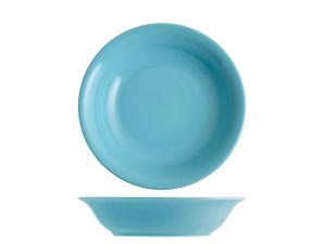 Piatto in earthenware, A 20 cm, azzurro