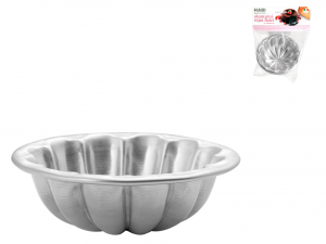 Confezione 2 Formine In Alluminio Barcellat Cm10
