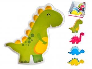 Piatto sagomato Dinosauri Lulabi