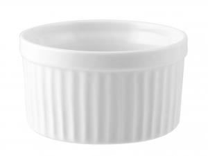 Ramequin Porcellana Bianco Cm7,5xh4,5    A3237