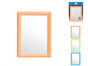 Specchio Rettangolare 13,4x17,4 Assortiti 661/1bl