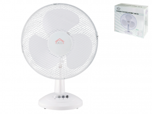 Ventilatore Tavola 3v Cm40 40w Ve9040