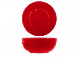 Insalatiera In Earthenware, ø 22 Cm, Rosso