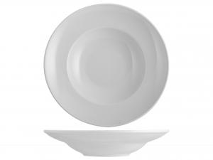 Piatto Pastabowl Porcellana Merano Bianco Cm30