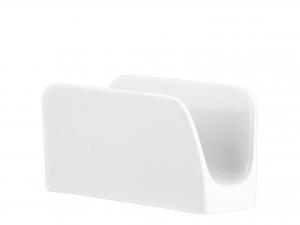 Portasalviette Porcellana Merano Bianco