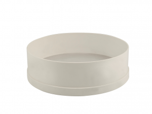 Setaccio Rete Nylon Mm1 Cm30 Bianco