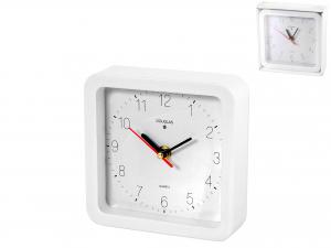 Orologio Parete Quadro Bianco    Cm15 992