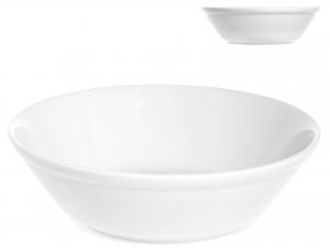 Insalatiera In Porcellana Wersal Bianco Cm21
