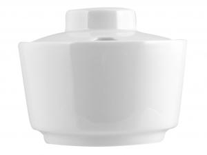 Zuccheriera Porcellana Hel Bianco 0,4       Kh