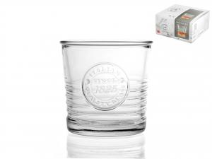 Confezione 4 Bicchieri In Vetro Officina1825 Cl33bas
