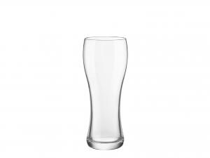 6 Bicchieri In Vetro Birra New Weizen Cl41