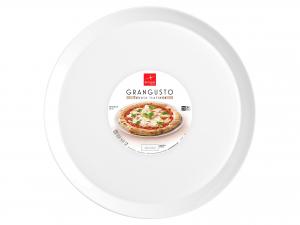Bormioli Rocco Grangusto Set 6 Piatti Pizza, Opale, 33,5cm