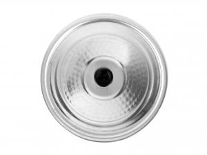 Coperchio In Alluminio Piano Per Caldaia Cm30
