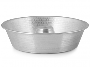 Forma Conica Liscia In Alluminio C/cono Cm34
