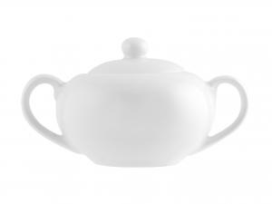 Zuccheriera In Porcellana, 325 Cc, Bianco