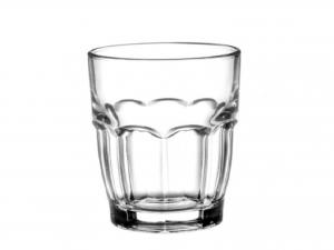 Confezione 6 Bicchieri In Vetro Rockbar Rocks Cl27