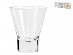 Confezione 3 Bicchieri In Vetro Ypsilon Pr/dinn Cl25