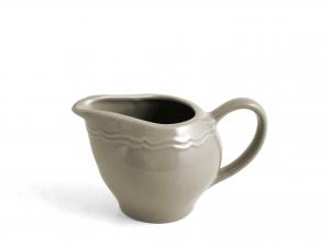 Lattiera In Ceramica, Tortora