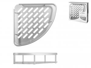 Mensola Angolare In Alluminio 22x22xh5  1554