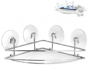 Mensola Angolo Filocrom Con Ventosa    10/r