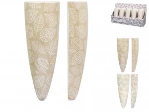 H&h Michelle Evaporatore Scudo, Ceramica, 8x5xh23cm, Colori