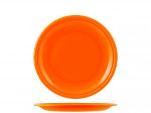 Piatto In Polipropilene Home Frutta Cm17 Arancio