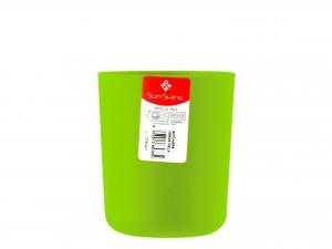 Bicchiere Polipropilene Home Cc250 Verde Mela