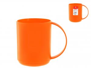 Mug Polipropilene Home Cc380 Arancio