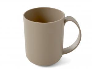 Mug Polipropilene Home Cc380 Tortora