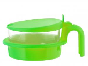 Formaggera Polipropilene Home Colore Verde Mela