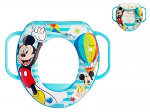 Riduttore Wc Disney Mickey Simply Con Manici