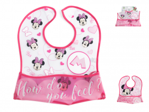 Bavaglino Minnie Disney Baby