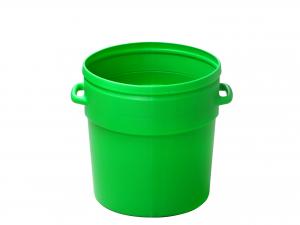Bidone Echo  50lt S/cop Verde