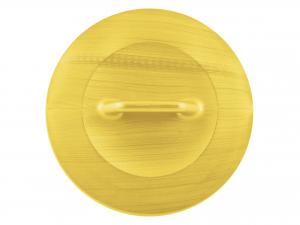 Coperchio Per Bid/echo 50/70lt Giallo