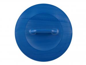 Coperchio Per Bid/echo 50/70lt Blu'