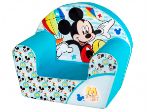 Poltroncina Imbottita Disney Mickey Simply